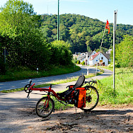All kinds of bikes to see on the way to Wasserbillig in Luxembourg. Flickr:sacratomato_hr
