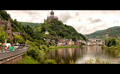 Cochem on the Mosel River in Germany. Flickr:Erik Soderstrom