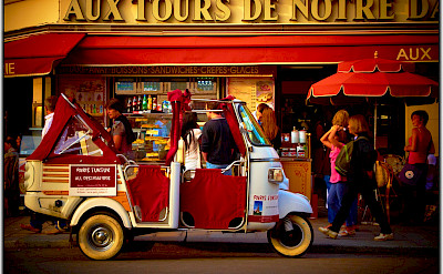 Having fun in Paris, France. Flickr:Moyan Brenn