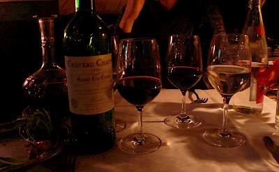 Wine tasting in France, of course! Flickr:ricardo