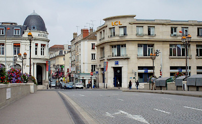 Melun, France. Flickr:David Fleg