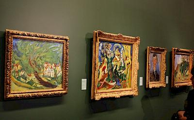 Musee de Lorangerie in Paris, France. Flickr:Adrian Scottow