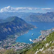Montenegro desde Dubrovnik Foto