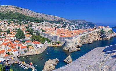 Overlooking Dubrovnik, Croatia. Flickr:Arnie Papp