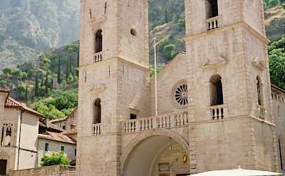 Church in Kotor, Montenegro. Flickr:Jon Evans