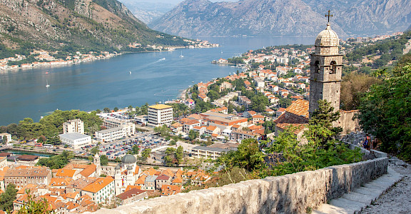 Kotor in Montenegro. Flickr:Nicolas Vollmer