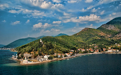 Montenegro coastline near Kotor. Flickr:Trish Hartmann