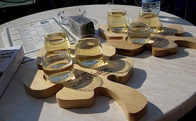 Riesling wine tasting in Trier, Germany. Flickr:Will Bakker