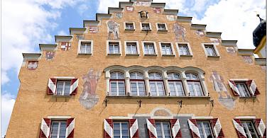Rathaus in Kufstein, Austria. Photo via Flickr:Janos Korom Dr.