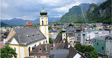 Kufstein in Tyrol, Austria. Photo via Flickr:Janos Korom Dr.