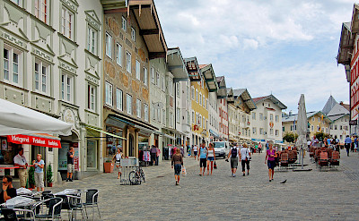 Bad Tölz in Bavaria, Germany. Flickr:Pixelteufel