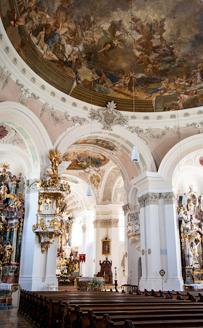 Church in Bavaria, Germany. ©TripSite's Susanna Girolamo