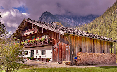 Inzell in the Bavarian Alps of Germany. Flickr:Günter Hentschel
