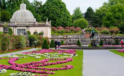 <i>Mirabell Palace & Gardens</i> in Salzburg, Austria. Flickr:Sarah L Donovan