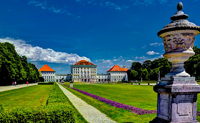 Schloss Nymphenburg in Munich, Bavaria, Germany. Flickr:polybert49