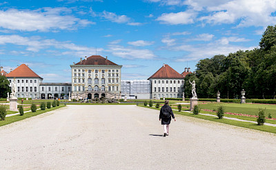 Schloss Nymphenburg in Munich, Bavaria, Germany. Flickr:hellosarahd
