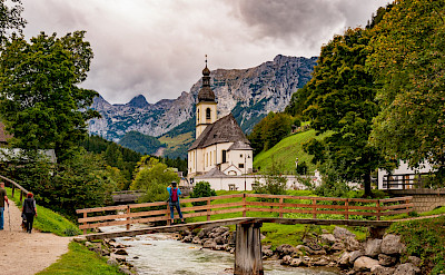 Photo opp in Inzell in the Bavarian Alps of Germany. Flickr:Günter Hentschel