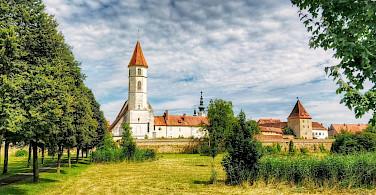 The spa town of Bad Radkersburg, Austria. Flickr:r chelseth