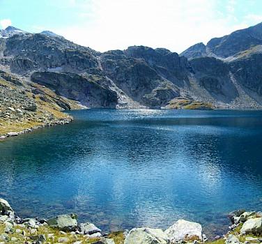Gorgeous lakes in Lungau, Austria. Flickr:J.M.