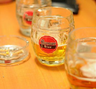 Murauer bier in Murau, Styria, Austria. Photo via Flickr:theaelix