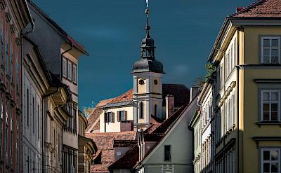 Stiegenkirche in Graz, Styria, Austria. Flickr:Bernd Thaller