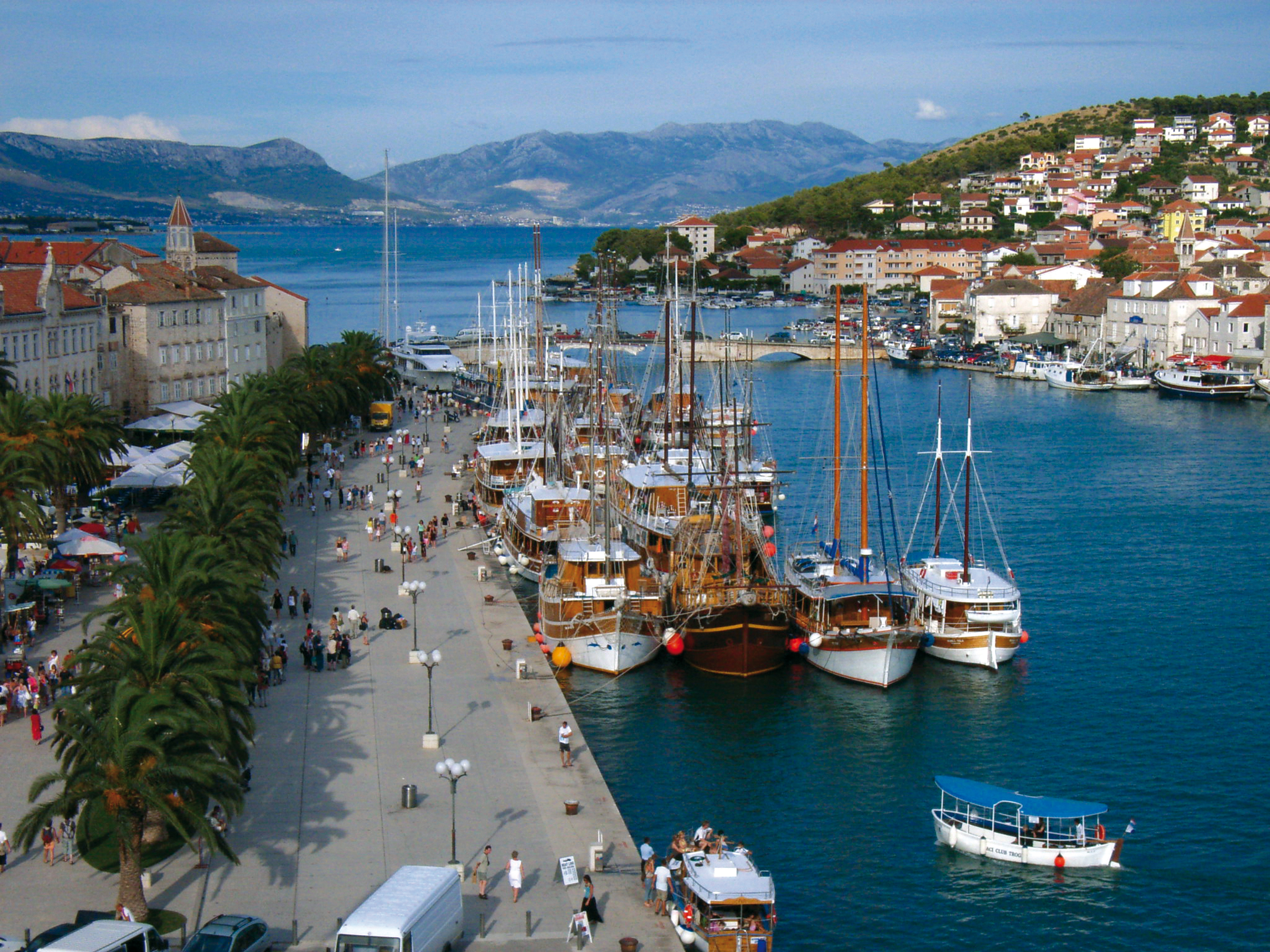 National Parks Of Dalmatia Bike And Boat Tour Croatia