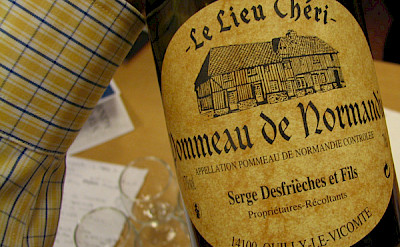 Normandy is known for its cider