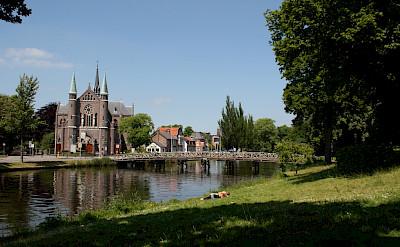 Church in Alkmaar, North Holland, the Netherlands. Flickr:Javier Lastras