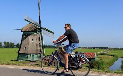 Biking the Northern Bike & Boat Tour.