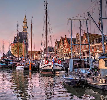Tour al norte de Holanda