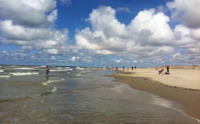 Beach on the Frisian Island of Texel on the Wadden Sea in the Netherlands. Flickr:Sascha Aßbach