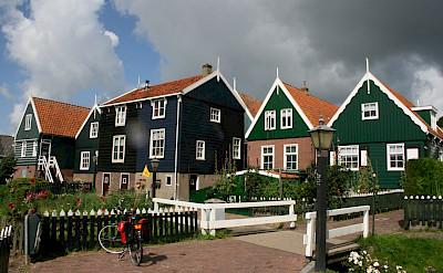 Zaanse Schans on the Northern Tour.