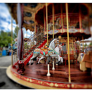 Volksfest in Aschaffenburg, Bavaria, Germany. Flickr:Jens Bergander
