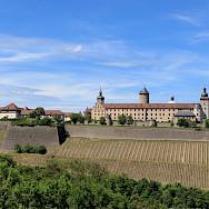 Festung Marienberg in Würzburg, region Franconia, Bavaria, Germany. Wikimedia Commons:avda