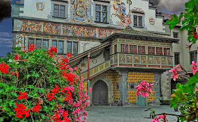 Awesome Bavarian architecture!