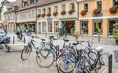 City Center in Erlangen, Germany. Flickr:Euroslice