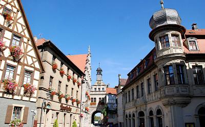 Marktbreit in Lower Franconia, Germany. Flickr:Matthias Zepper
