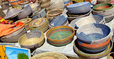 Bowls for sale in Asti, Piedmont, Italy. Photo via Flickr:Lorenzo