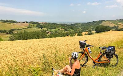 Enjoying the Piedmont region of Italy. ©Photo via TO