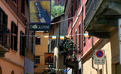 Shopping in the Piedmont, Italy. Photo via Flickr:Megan Cole