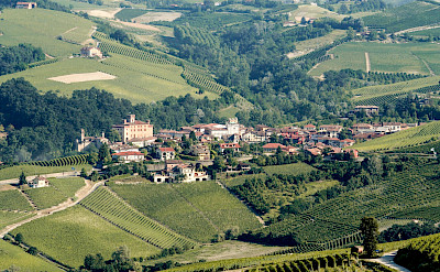 Towns in the Piedmont region of Italy. ©Photo via TO