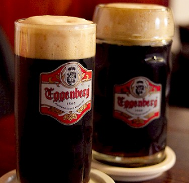 Czech beer to start the festivities! Photo via Flickr: Party0