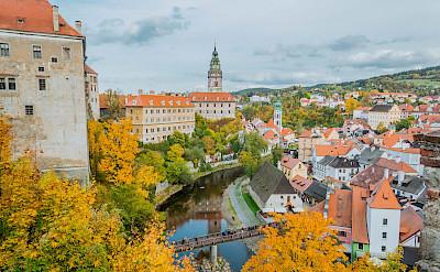 Český Krumlov, Czech Republic. Flickr:Marco Verch Professional