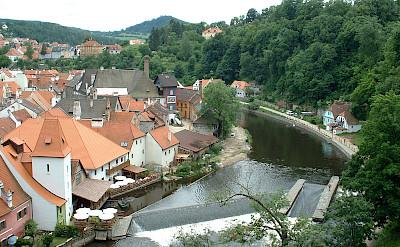 Moldau Reservoir Region, Czech Republic. Flickr:Bjorn Laczay