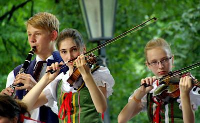 Local celebrations in Pisek, Czech Republic. Flickr:Donald Judge