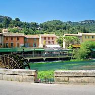 Fontaine de Vaucluse, France. Creative Commons:Joseph Plotz