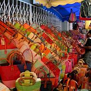 Market of L'Isle-sur-la-Sorgue, France. Flickr:Bart Rousseau