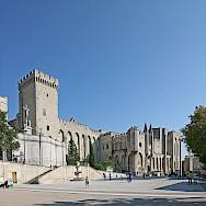 Palais des Papes in Avignon, France. Creative Commons:Jean-Marc Rosier