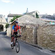 Road biking in the Provence region of France! Flickr:Steve Jurvetson
