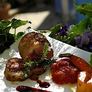 Fine dining in Provence, France. Flickr:vinhosdeprovence